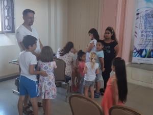 Detská Zóna bez peňazí 2019