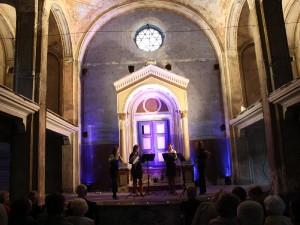 Rozlúčka so synagógou