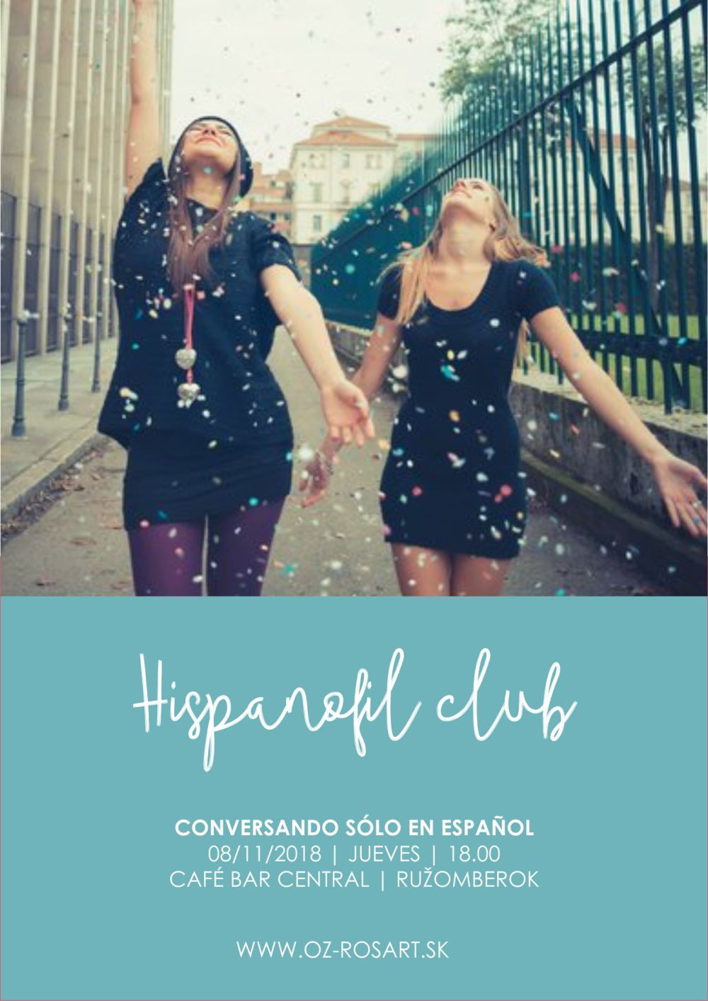 Hispanifil Club plagat 08 11 2018