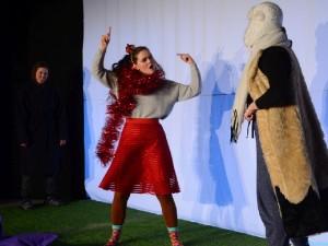 Prvé detské predstavenie v Divadelnom štúdiu RosArt - Nešťastný Jonatán