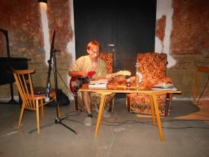 SPOJKY 2017 - literárny workshop - 1. deň