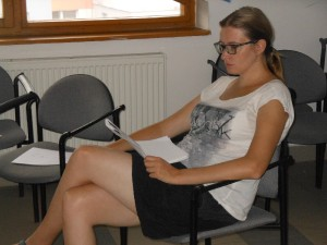 SPOJKY 2017 - literárny workshop - 2. deň